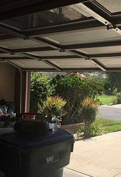 Garage Door Off Track, Rancho Del Rey