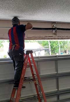 Fast Garage Door Spring Replacement Near El Cajon